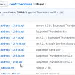 図11:comfirm-address_1.2.9aをクリックするとダウンロードが始まる。